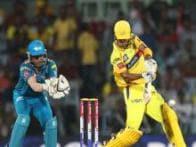 In pics: Chennai Super Kings vs Pune Warriors India, Game 19, IPL 6