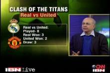 Novy Kapadia tips Real to win against Man U