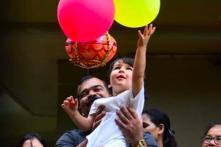 Kareena Kapoor's Munchkin Taimur and Aamir Khan's Son Azad Celebrate Janmashtami