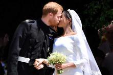 Psst! Meghan Markle Reveals 'Piece of Blue Fabric' Hidden in Her Wedding Veil