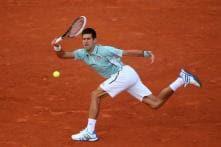 Djokovic beats David Goffin in straight sets at Roland Garros
