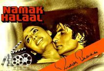 Big B Remembers Smita Patil As 'Namak Halal' Celebrates 34 Years