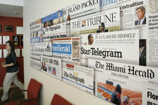 Owner of Lexington Herald-Leader files for bankruptcy protection