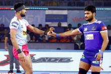 Pro Kabaddi 2019: Jaipur Pink Panthers and Haryana Steelers Tie 32-32