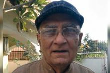 'Nagaland's Gandhi' Natwar Thakkar Dies in Assam After Brief Illness