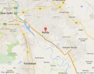 Woman, Granddaughter Mowed Down By Innova in Noida