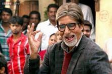 I am in awe of all the fresh talent: Amitabh Bachchan