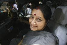 Swaraj discusses UN Security Council reform with counterparts