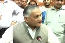 OROP Row: Karnataka Congress Offers 'Free Checkup' For VK Singh