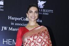 I'm Confident, Comfortable With What I'm Paid: Deepika Padukone