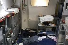 Flight Attendant Broke Wine Bottle Over Man's Head: FBI