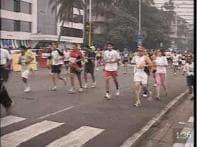 Mumbai running: 43 km full marathon begins in Mumbai