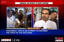 Maharashtra Sadan row: Uddhav Thackeray says intention was not to hurt