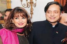 Shashi Tharoor admitted to AIIMS, Sunanda's autopsy likely today