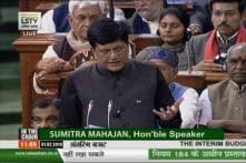 15.56 Lakh Loans Worth Rs 7.23 Lakh Crore Sanctioned Under Mudra Scheme: FM Piyush Goyal