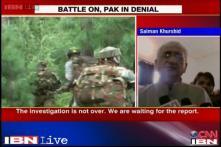 Probe in Keran encounter not yet over: Khurshid