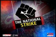 Trade union strike total in Kerala