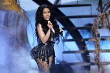 Minaj at BET Awards: I was recently near death