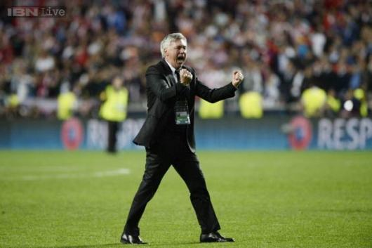 Real Madrid manager Carlo Ancelotti rules out further signings