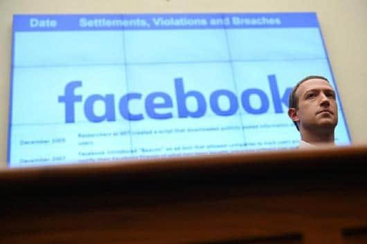 Facebook Chairman and CEO Mark Zuckerberg. (Reuters)