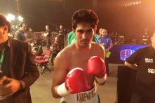 Vijender Singh wins Indian hearts with triumph in pro-boxing debut