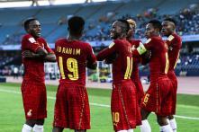 FIFA U-17 World Cup: Sadiq Ibrahim Scores The Winner as Ghana Edge Colombia 1-0