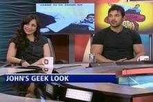 Watch John and Pakhi at CNN-IBN