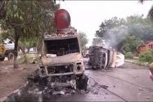 Watch: Violence Grips Panchkula Ram Rahim's Conviction, Where is State?