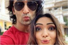 Pooja Banerjee Pays a Surprise Visit to BFF Shaheer Sheikh at Yeh Rishtey Hain Pyaar Ke Sets