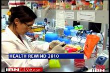 Top health stories of 2010