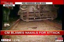 Bihar: Blast derails train's pilot engine, CM suspects Naxal hand