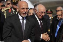 Pakistan PM Sharif pledges support for new Afghan president Ashraf Ghani
