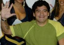 Maradona to remain in hospital