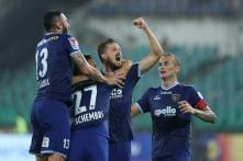ISL 2019-20: Chennaiyin FC Face NorthEast United FC With Eye on Bengaluru FC's 3rd Spot