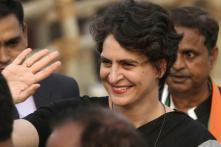 Priyanka Gandhi's Action Shows Her Indira-like Sensitivity, Says Madhya Pradesh Congress
