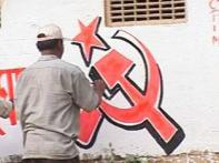 Political wall graffiti set to make comeback in WB