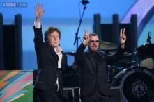 Grammy Awards 2014: Former Beatles members Paul McCartney, Ringo Starr perform together