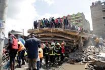 6-Story Building Collapses in Nairobi, Kenya; Toll Hits 10
