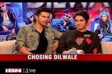 E-Lounge: Varun Dhawan and Kriti Sanon share their experience of Dilwale