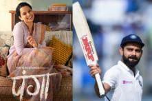 'Panga' King of Team India is Definitely Virat Kohli, Says Kangana Ranaut