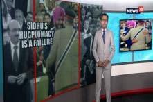 Face Off: Sidhu's 'Hugplomacy' Fails