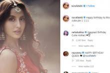 'Happy Birthday To This Cutie Pie': Nora Fatehi Wishes Herself on Birthday