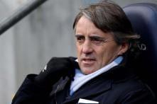Mancini begins talks on new Man City deal