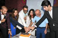 B'wood Stars Attend the Launch of an Indo-Iran Film 'Devil's Daughter'