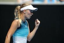 Aggressive Champion Caroline Wozniacki Storms into Australian Open Third Round
