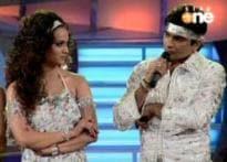 Hubby beats soap queen Prerna