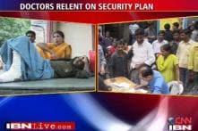 Delhi: Safdarjung doctors end strike