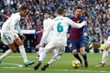 Lionel Messi Inspired Barcelona Smash Three Past Real Madrid At Bernabeu