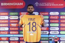 India vs England | Kohli Gives '8 Out of 10' to India's Orange Jersey