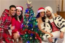 Akshay Kumar, Kareena Kapoor, Kiara Advani and Diljit Dosanjh Wish fans Merry Christmas with Photo
